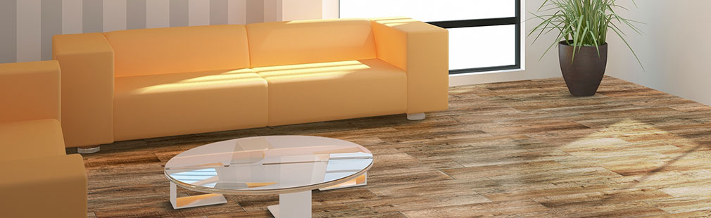 Ceramic tiles have a hard, solid surface, that does not attract or hold onto dirt, dust, pollen, or other allergens.