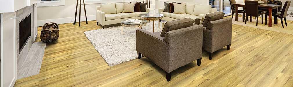 Durable, affordable, top quality waterproof vinyl flooring