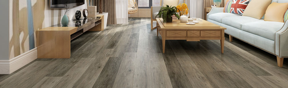 Vinyl flooring in every shape, size, color, and finish.